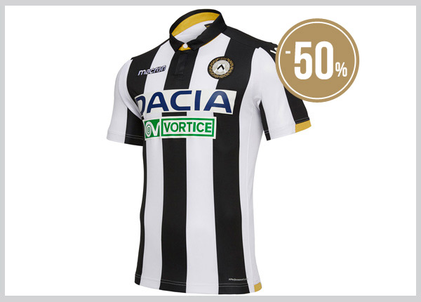 dac4645c88a Udinese Calcio Official Store - Race kit, clothing, technical material