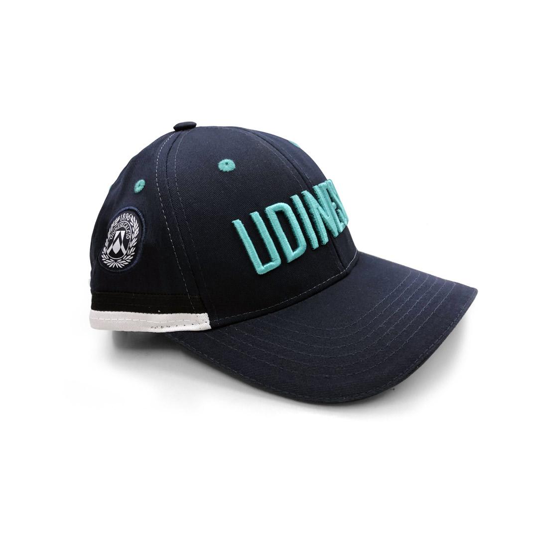 Navy/Turquoise Cap