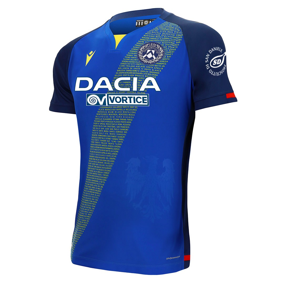 Maglia Gara Away 2020/2021