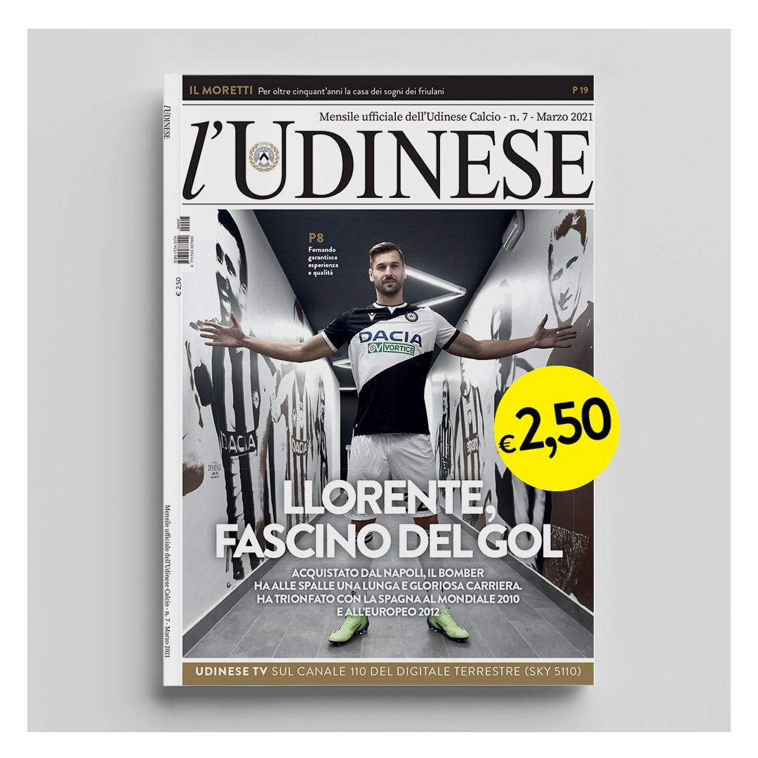 L'Udinese n. 7 - Marzo 2021