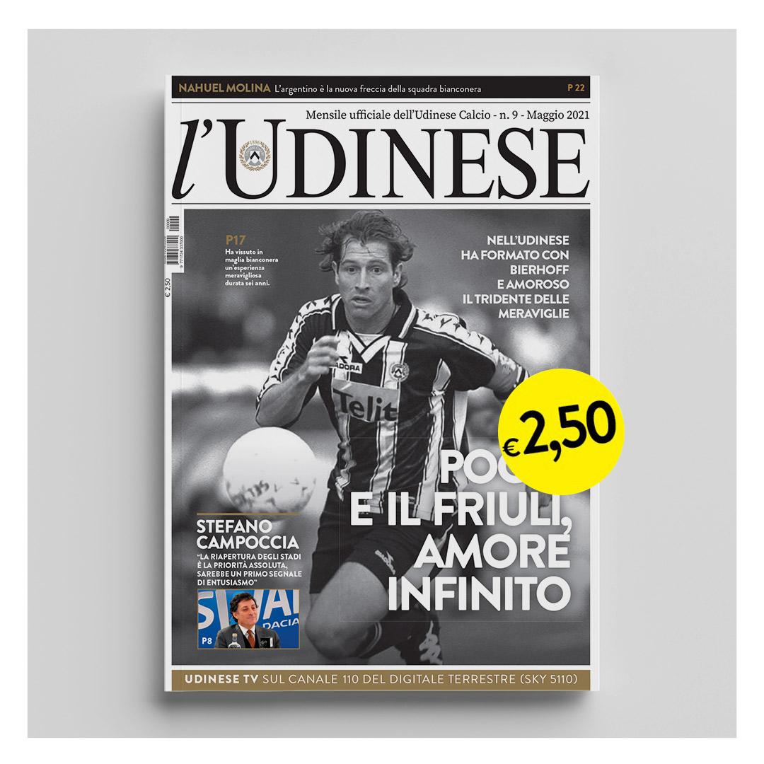 L'Udinese n. 9 - Maggio 2021