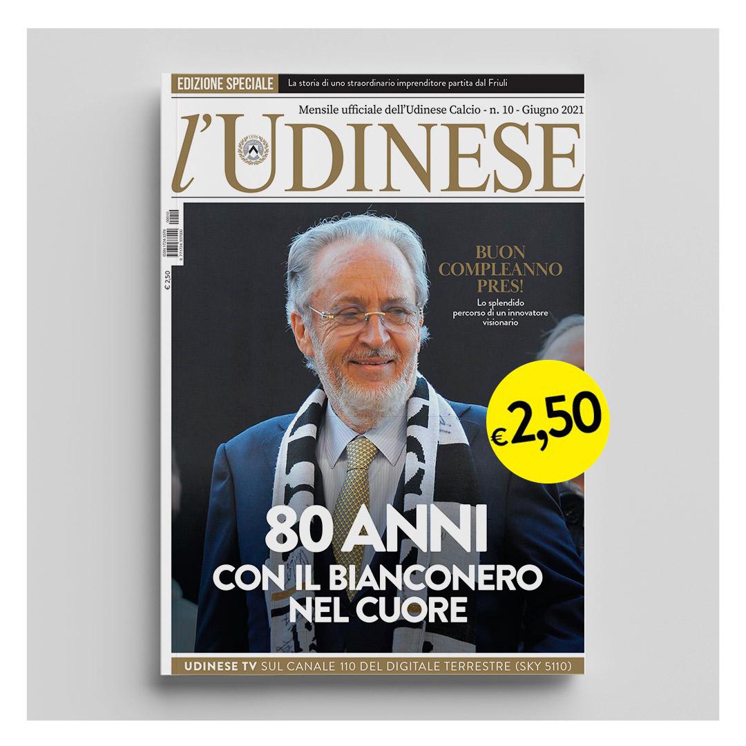 L'Udinese - EDIZIONE SPECIALE