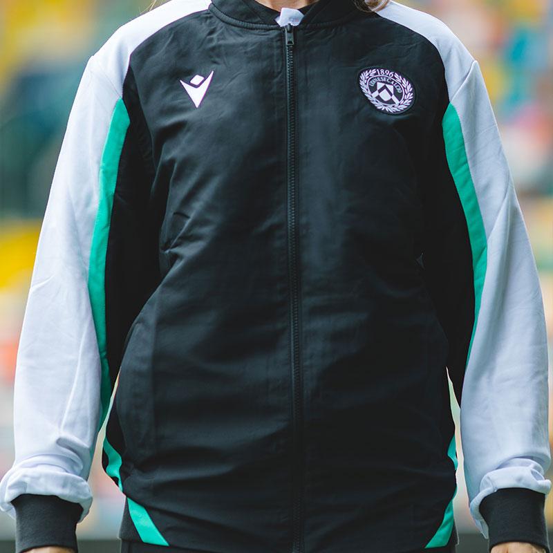 Pre-match jacket w / Zip