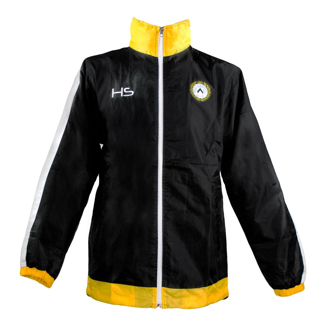 Rain jacket con zip